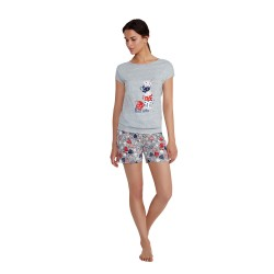 Pijama de duas peças