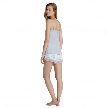 Pijama de alças